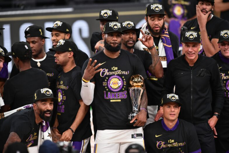 NBA Finals 2019-2020