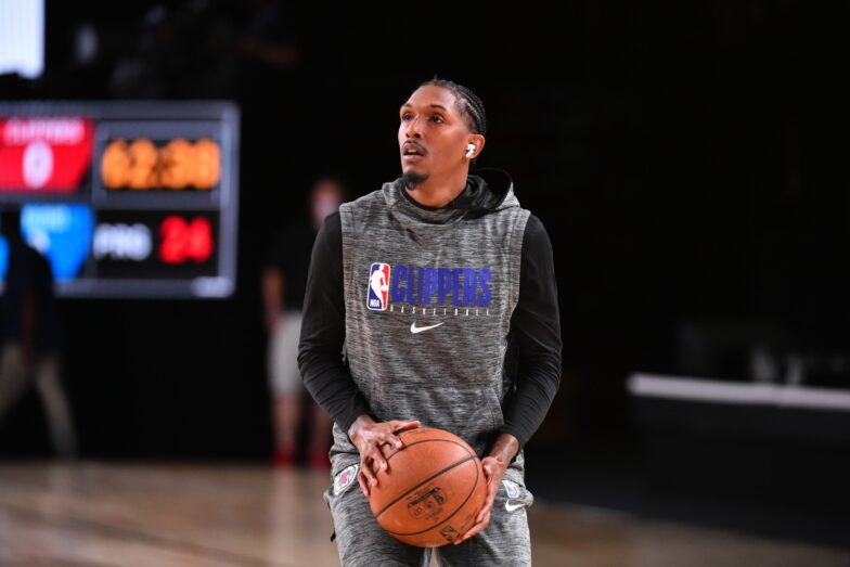 Reports: Lou Williams leaves NBA campus for personal reasons | NBA.com