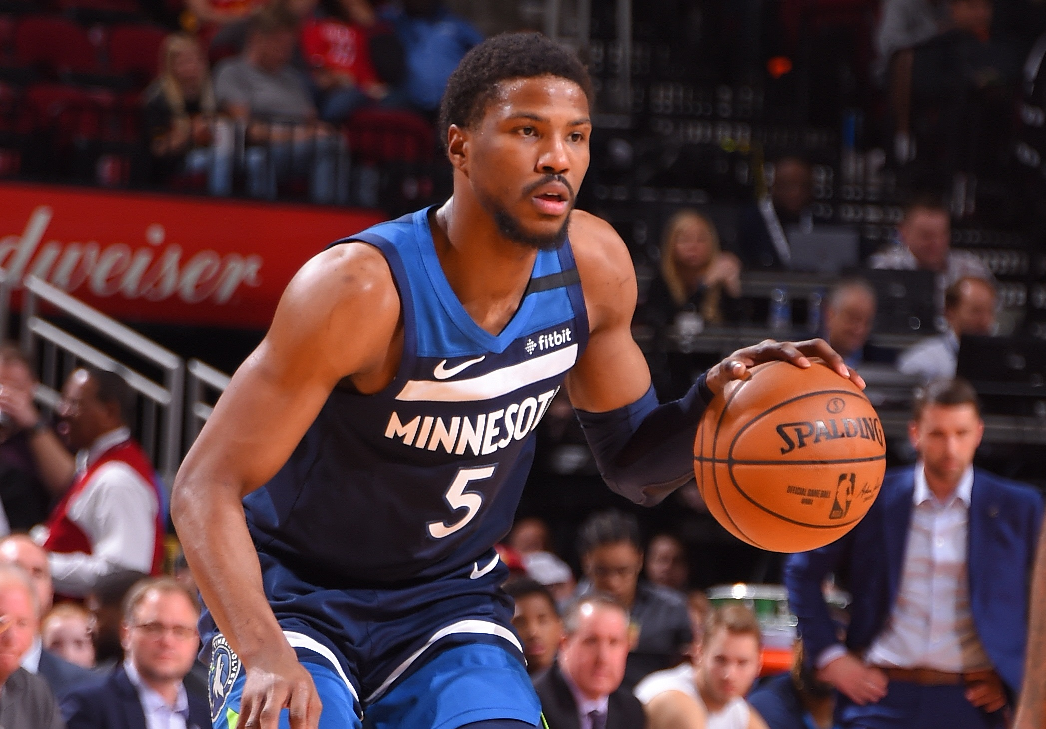Minnesota Timberwolves guard Malik Beasley charged with threatening strangers with gun