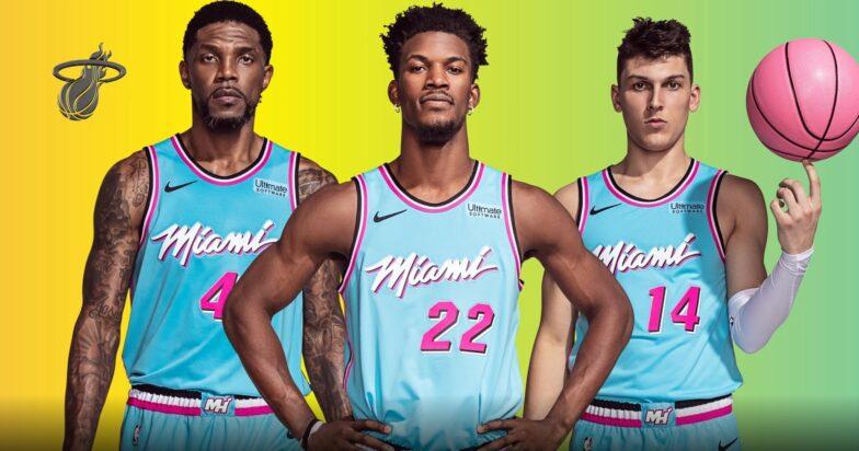 New NBA uniforms this season: Eastern
