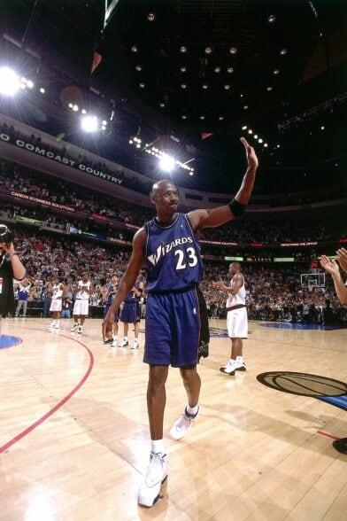 mercenario Aturdir Costa  Top Moments: Michael Jordan returns to NBA at age 38 | NBA.com
