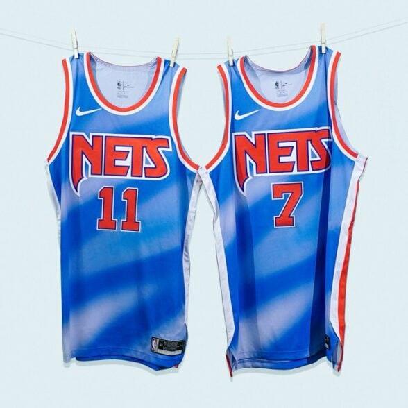 Keep Track Of Every New Uniform For The 2020 21 Nba Season Nba Com