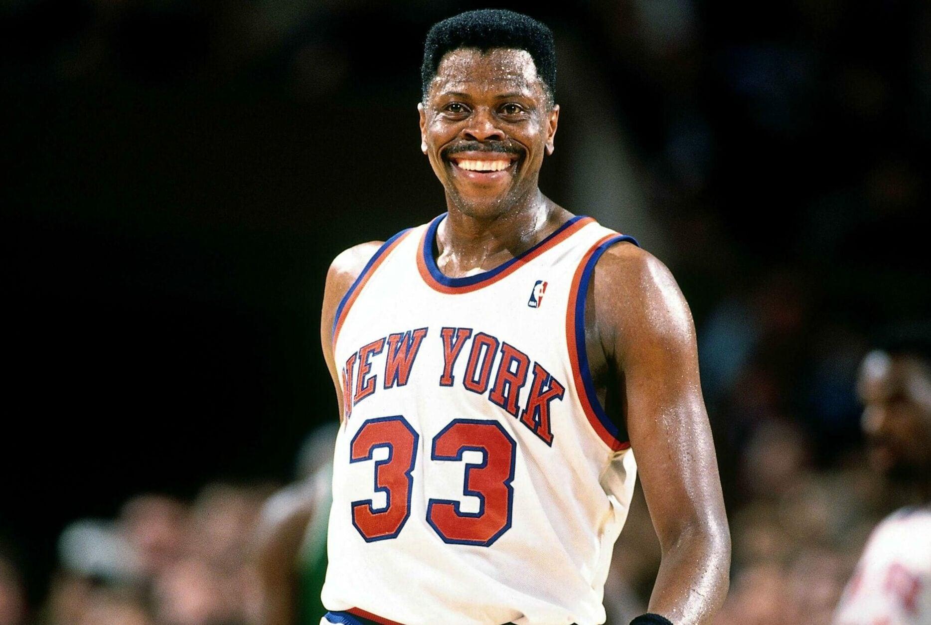 Legends profile: Patrick Ewing