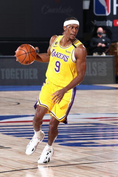 Rajon Rondo On Cusp Of Making Some NBA History NBA com