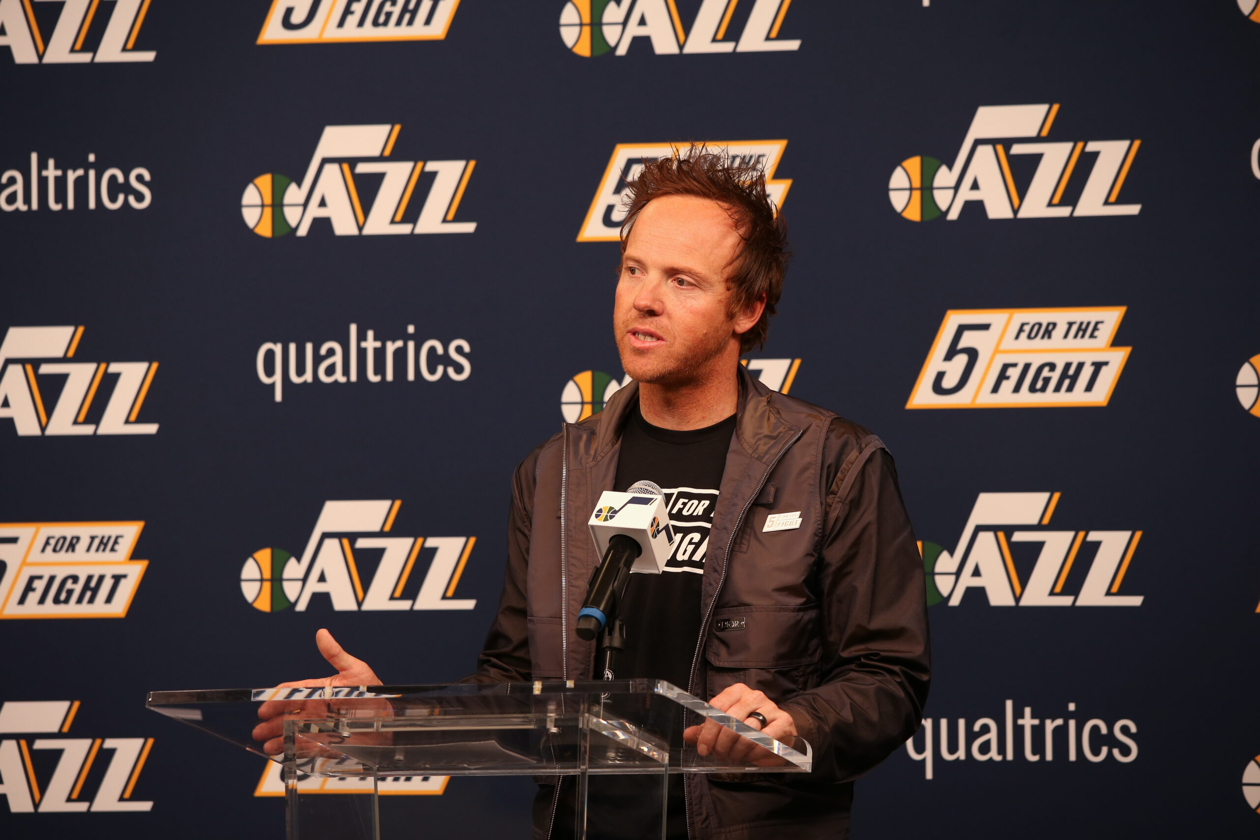 Miller family agrees to sell Utah Jazz to tech entrepreneur Ryan Smith