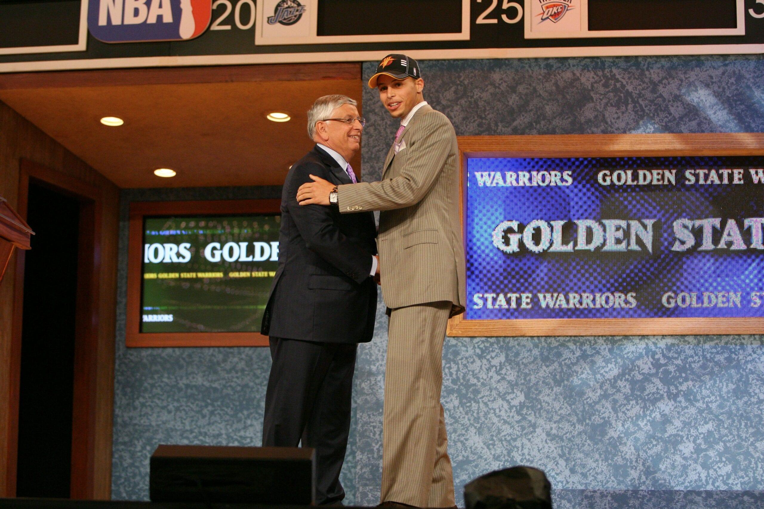 Every player chosen in NBA Draft history