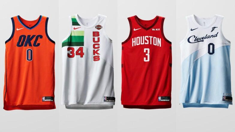 Teams unveil Earned Edition uniforms