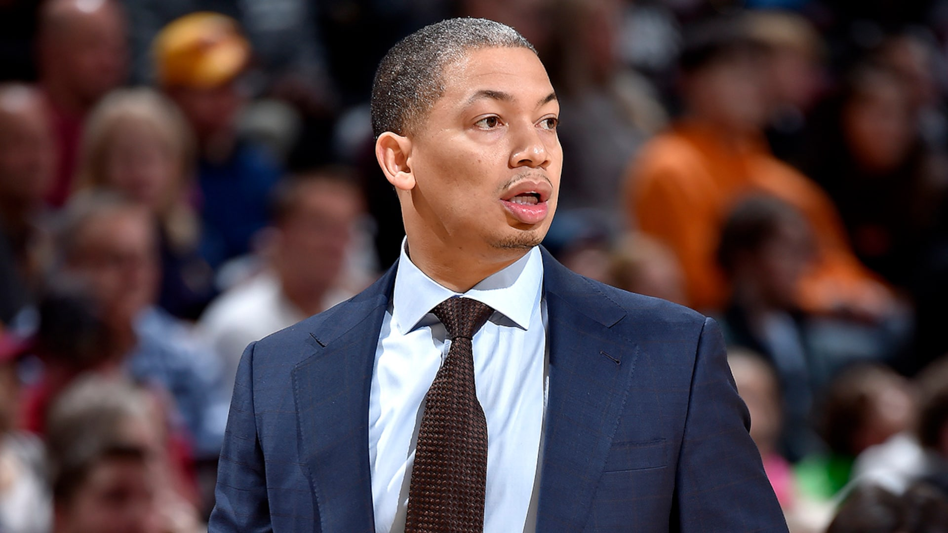 New Clippers coach Tyronn Lue: 'It feels good to be wanted'