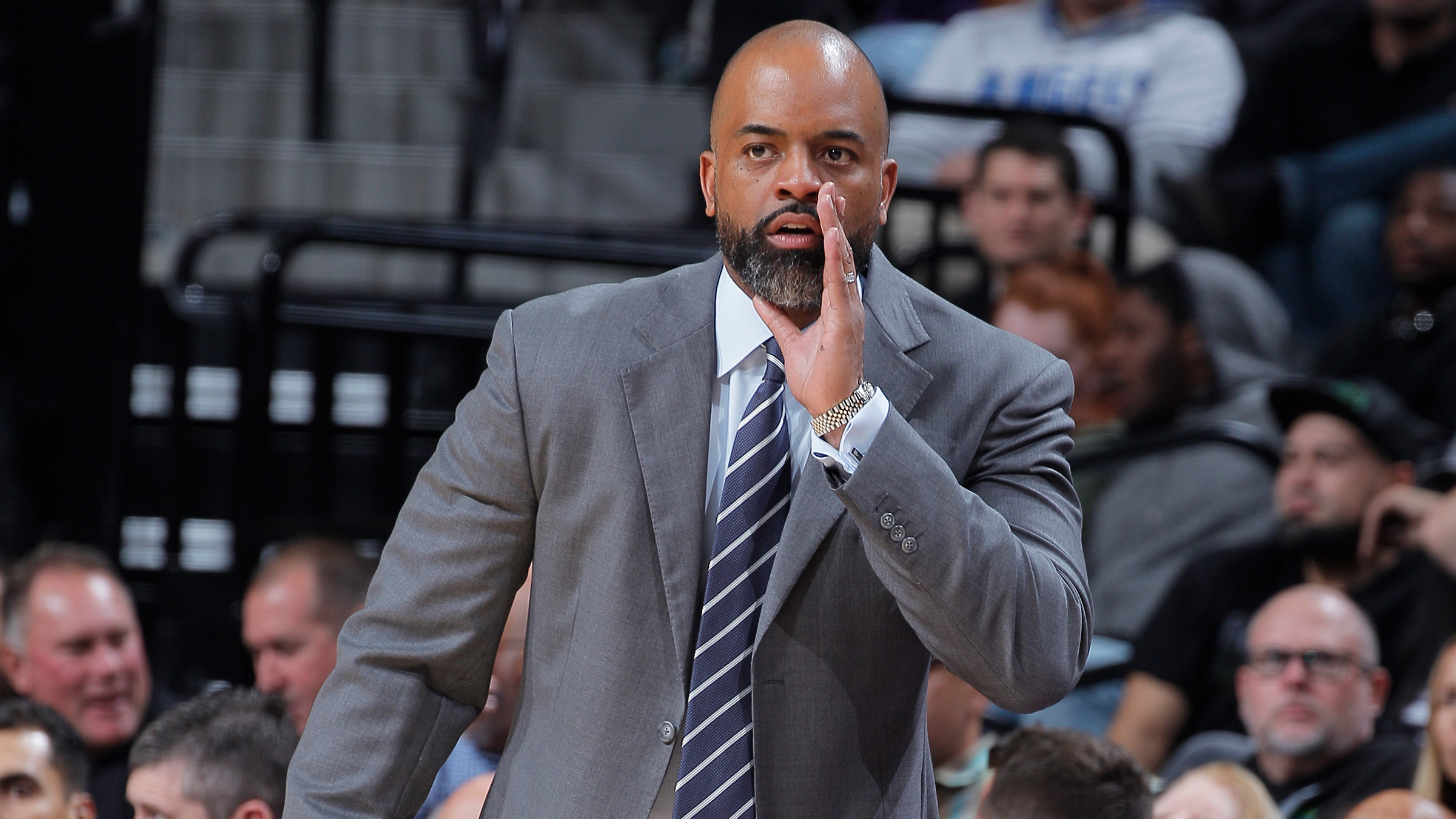 Wizards hire Wes Unseld Jr. as coach