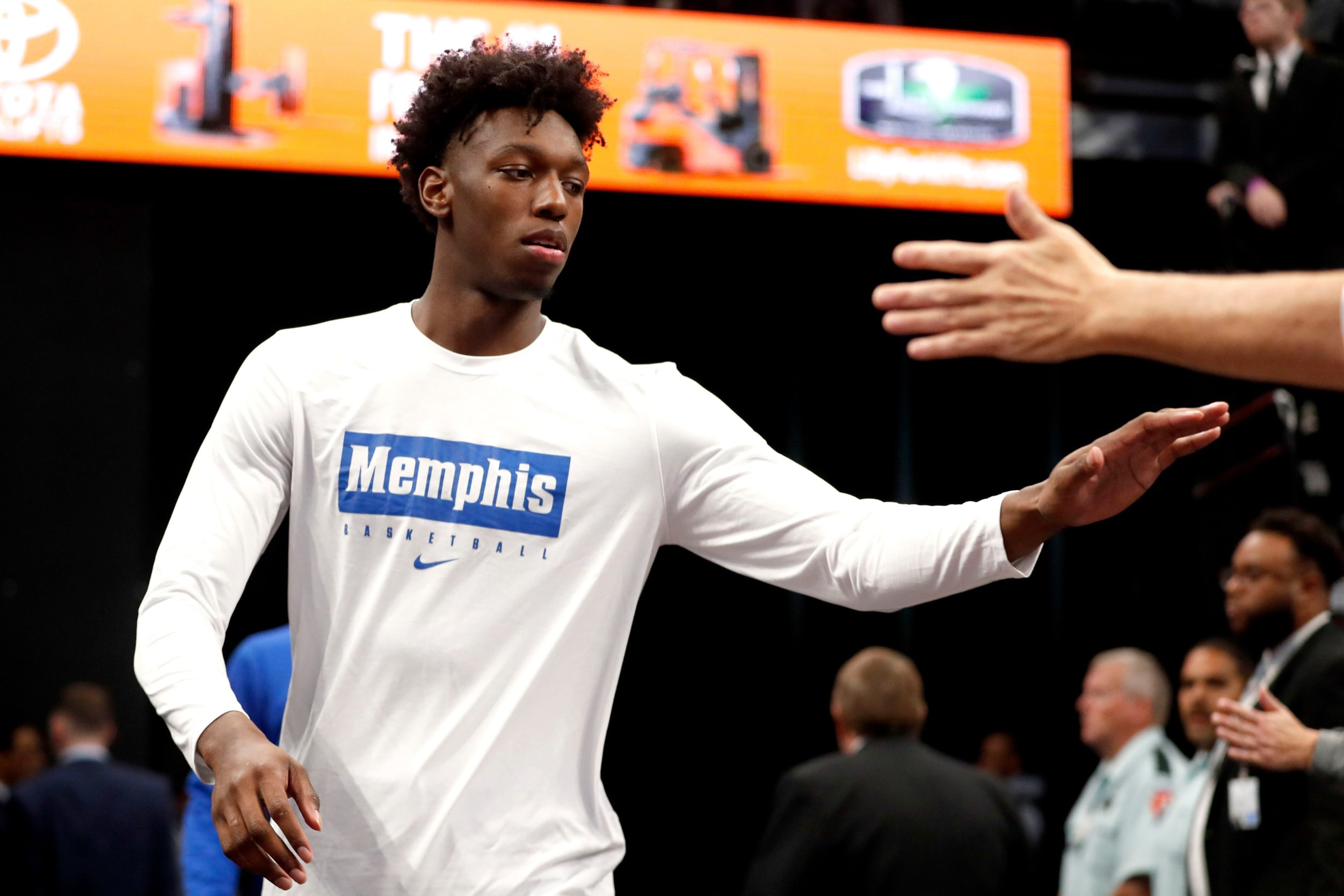 As NBA Draft nears, James Wiseman's wait finally coming to an end