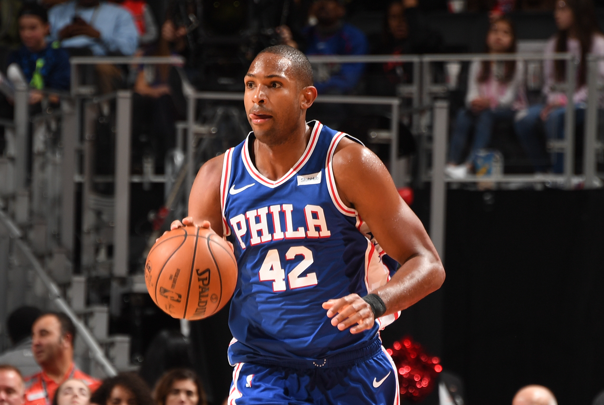 Report: 76ers trade Horford, picks to OKC for Danny Green