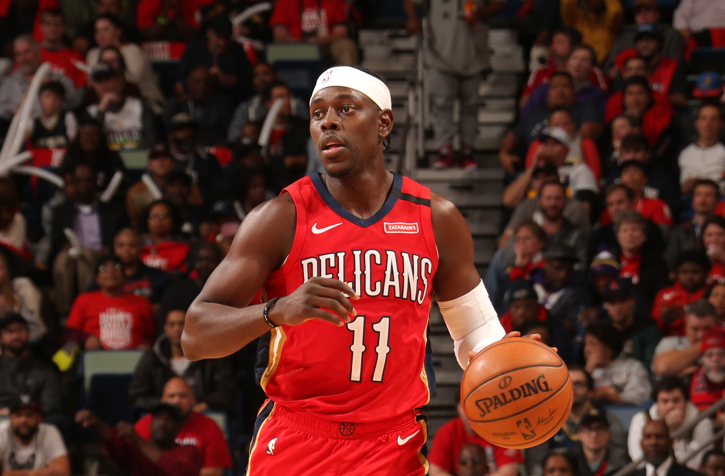 Bucks acquire Jrue Holiday from Pelicans in 4-team deal