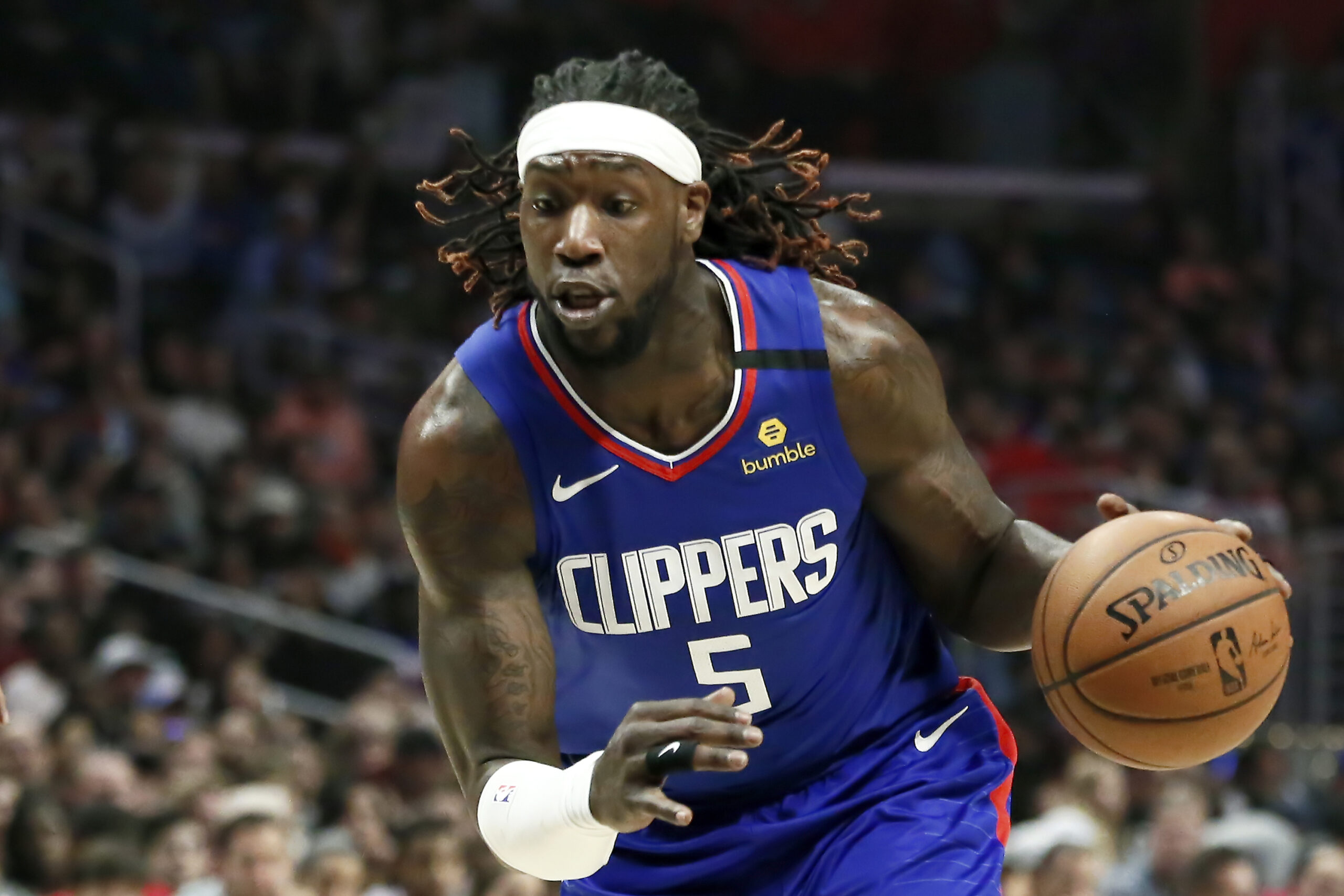 Montrezl Harrell leaves Clippers to sign with Lakers