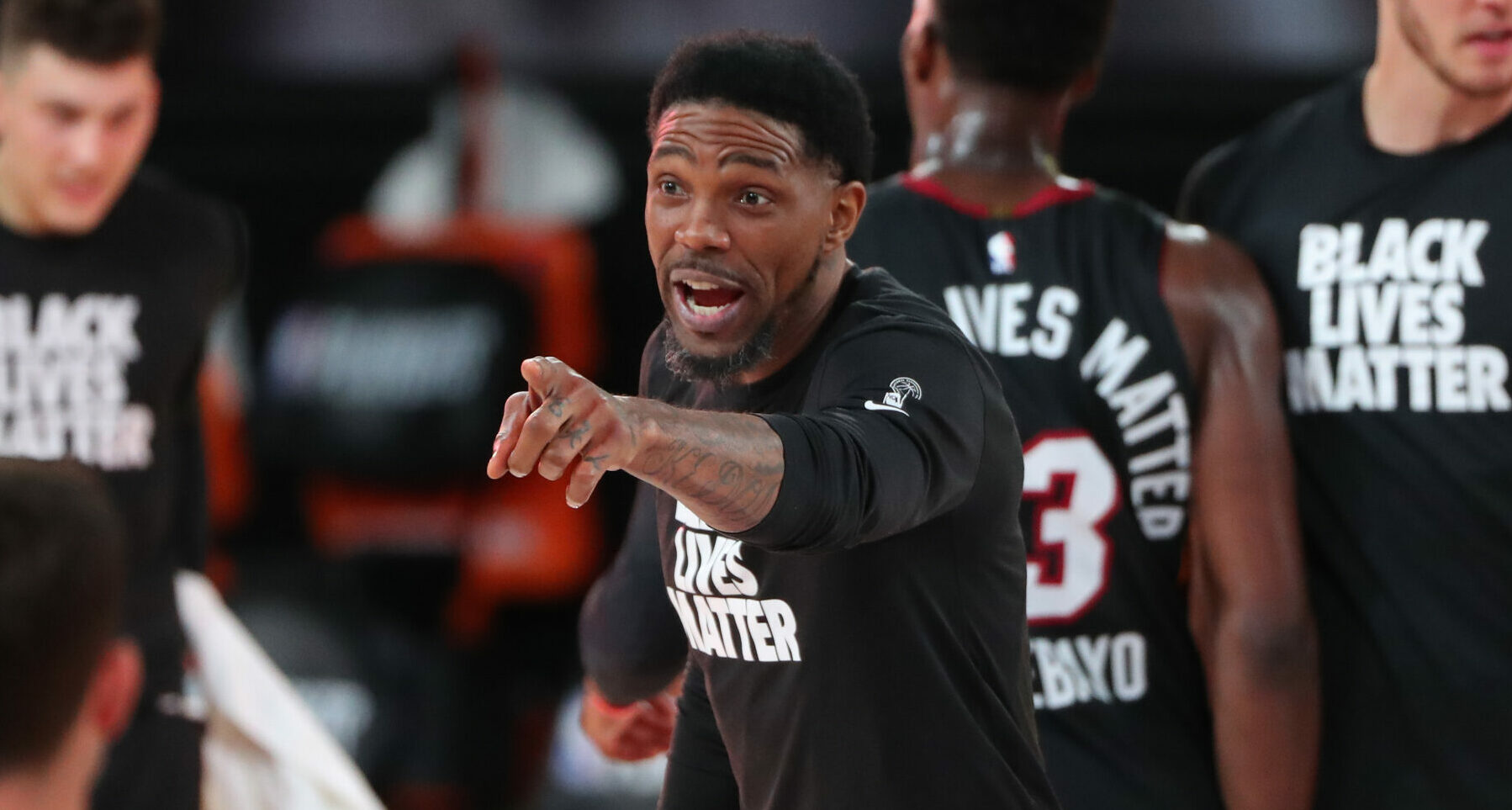Udonis Haslem returning to Heat for 18th season