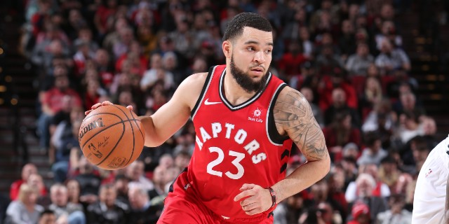 Fred VanVleet on free agency: 'I'm trying to get paid'