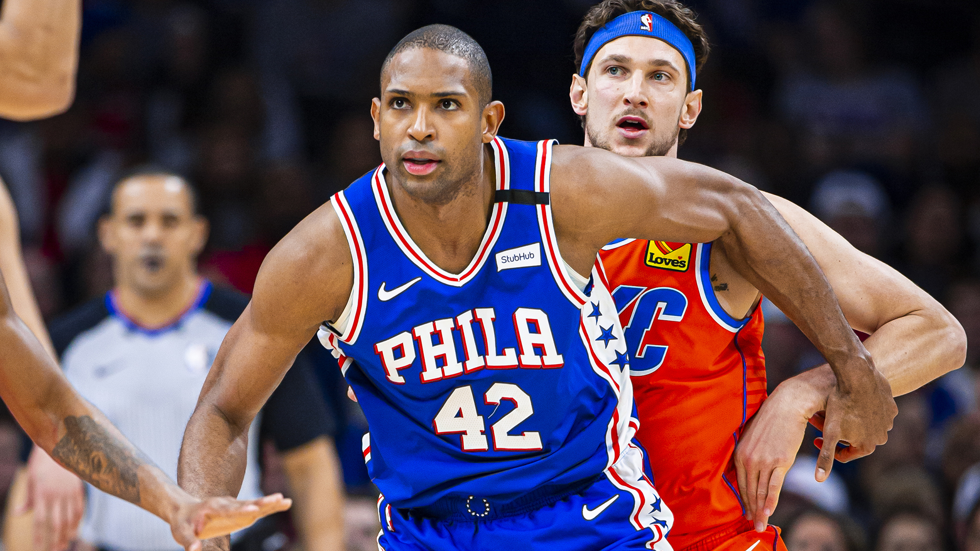 Thunder officially complete trade for Al Horford