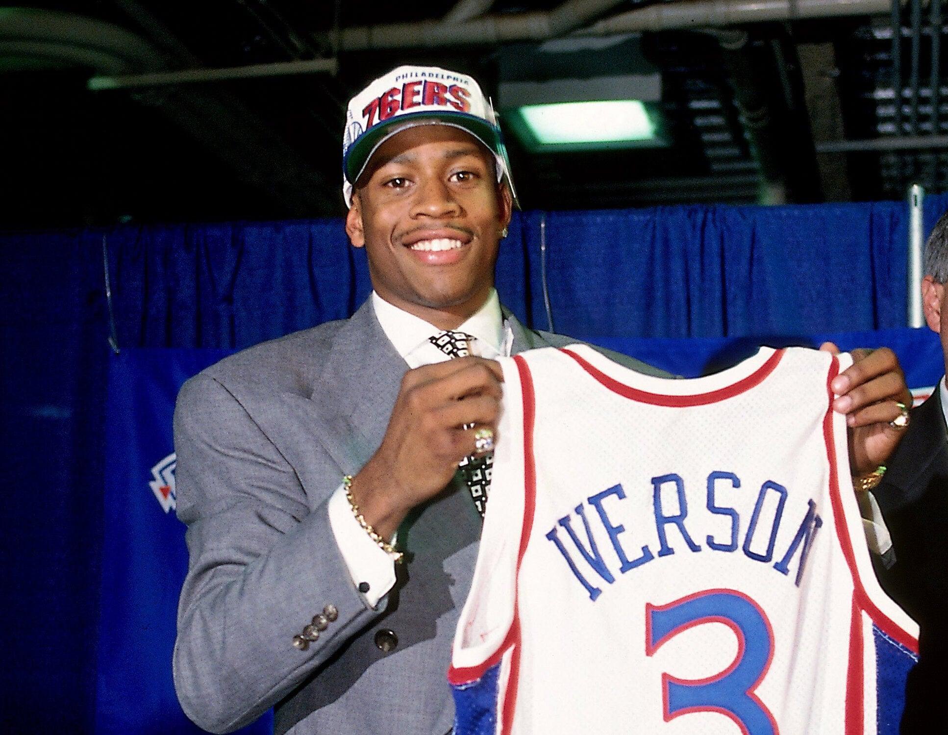 Every No. 1 NBA Draft pick since 1980