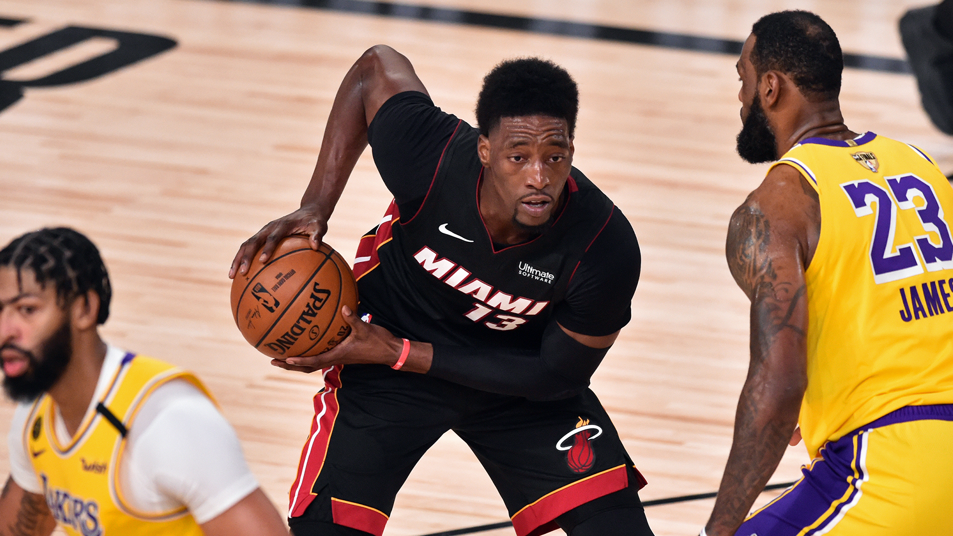 Heat say they are working with Bam Adebayo to finalize extension