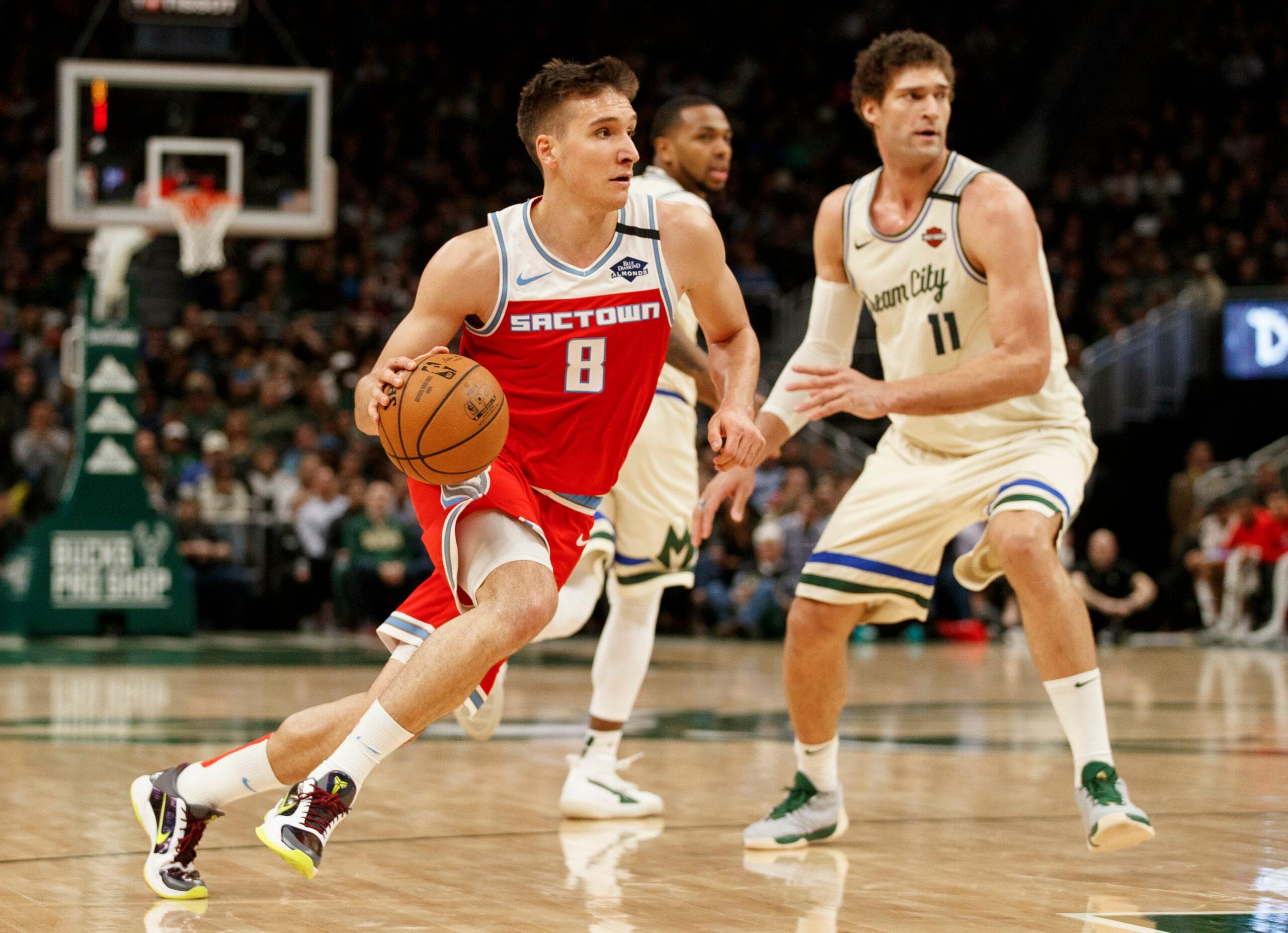 Report: Bogdan Bogdanovic headed to Bucks in sign-and-trade