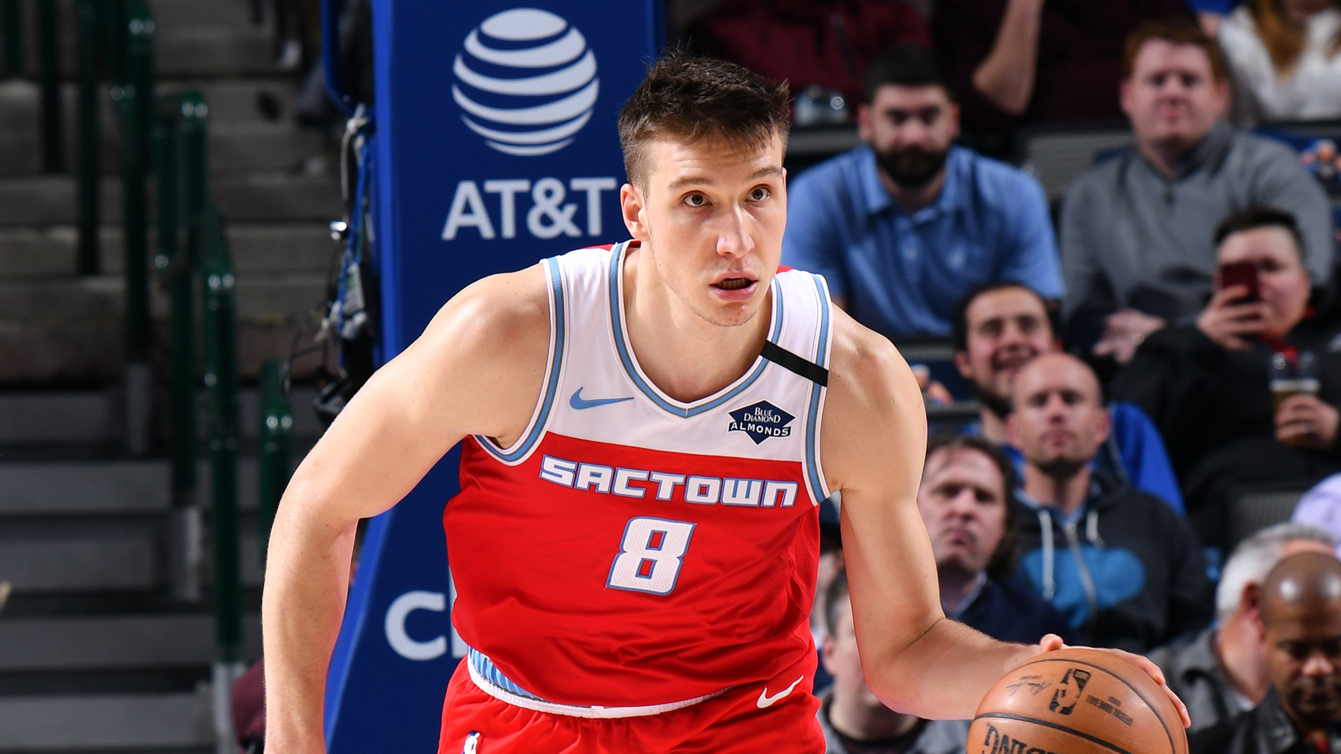 Hawks land Bogdan Bogdanovic after Kings decline to match offer sheet