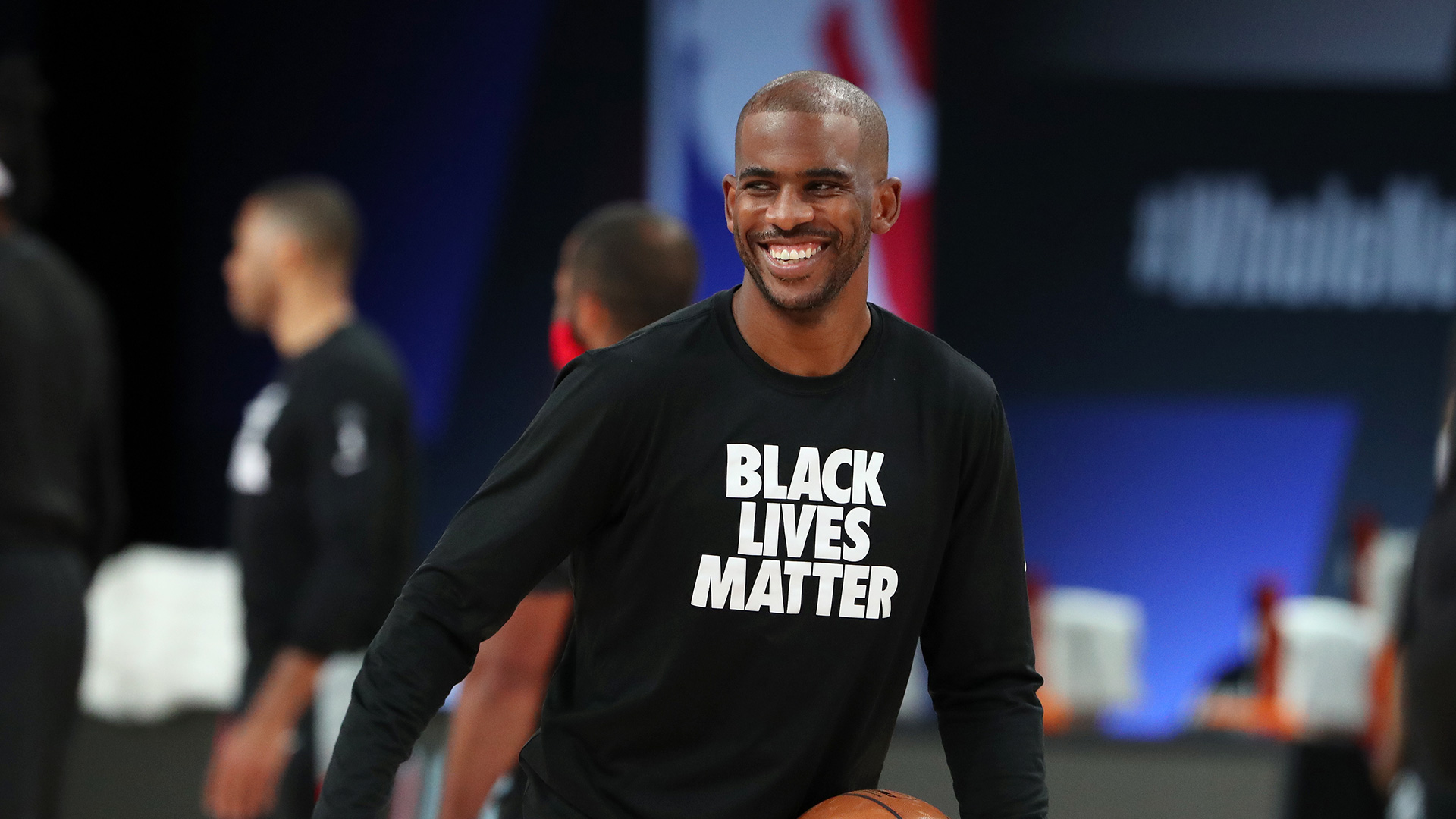 'We're here to compete' -- Chris Paul plans to be more than a teacher in Phoenix