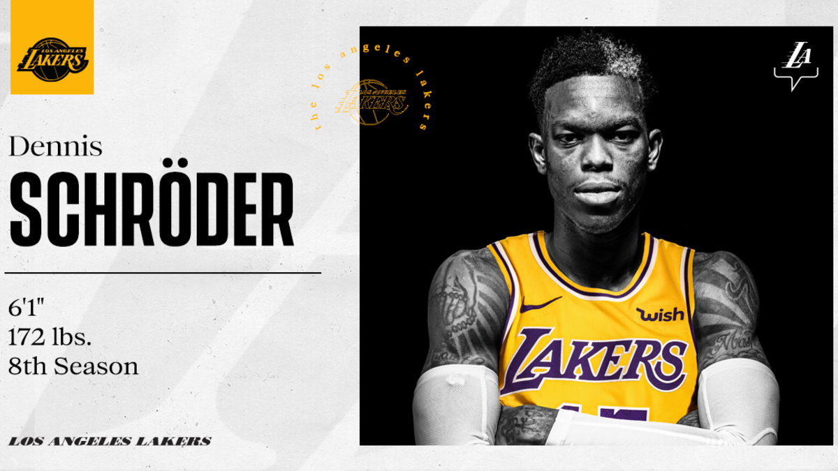 Done deal: Lakers acquire Schroder from Thunder