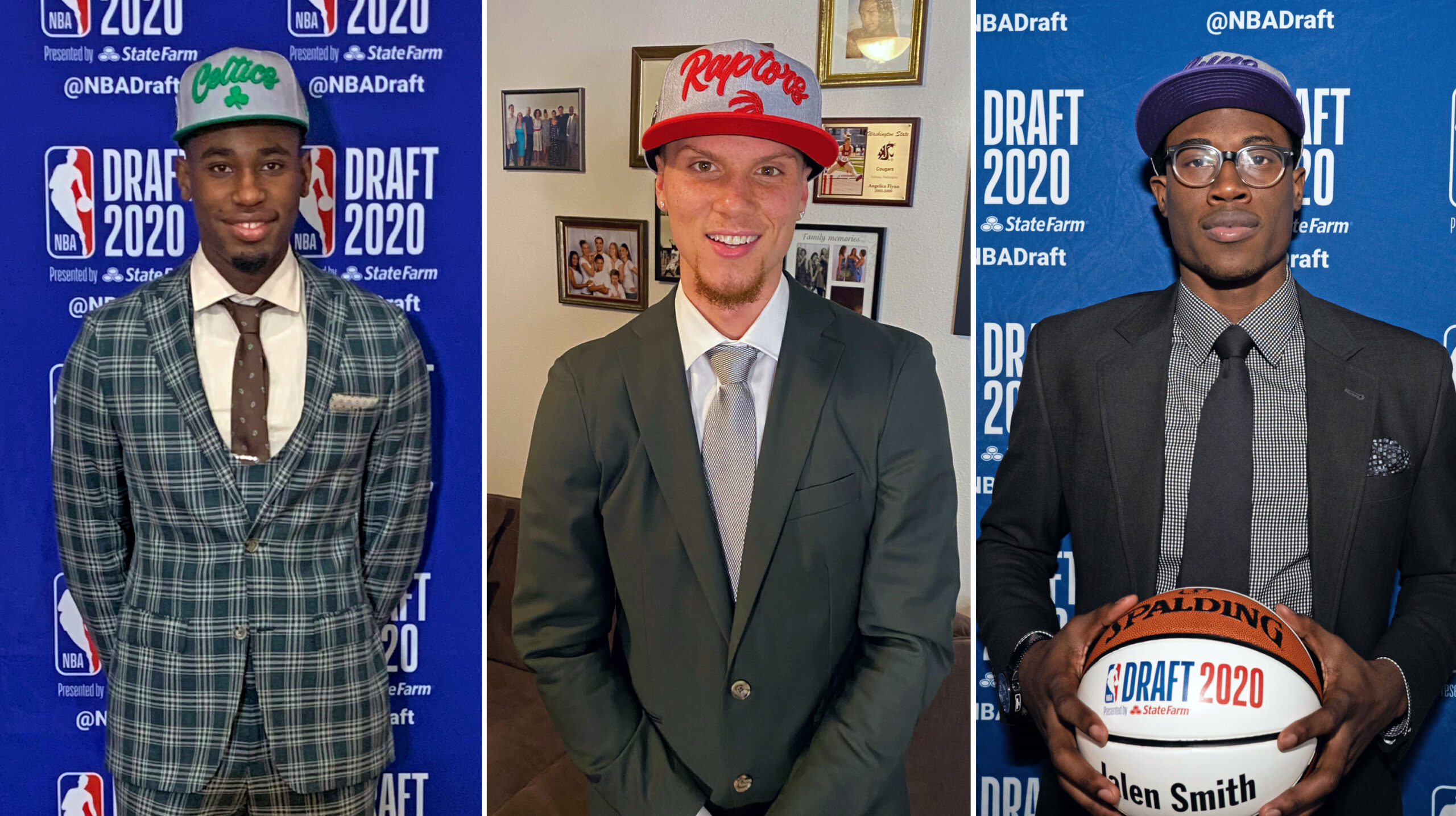 Winners, steals & surprises from 2020 NBA Draft