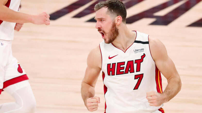 Goran Dragic to re-sign with Heat