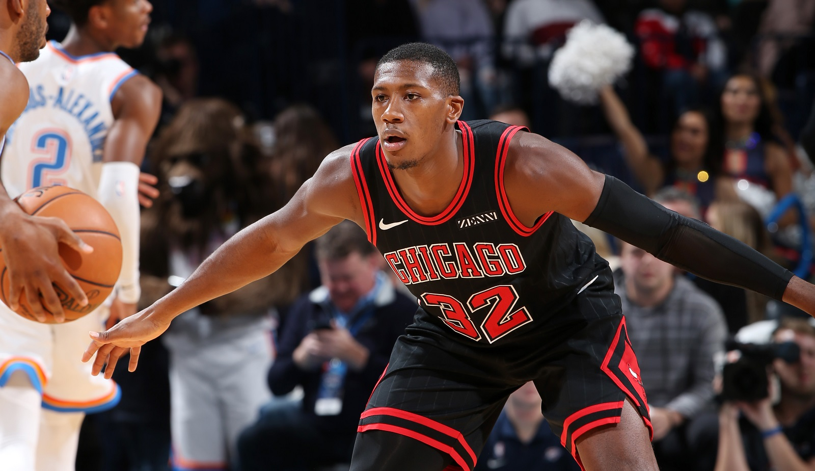 Hawks sign Kris Dunn to reported 2-year deal