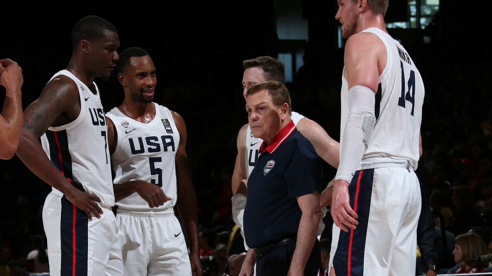 USA Basketball sets staff, roster for AmeriCup Qualifying games