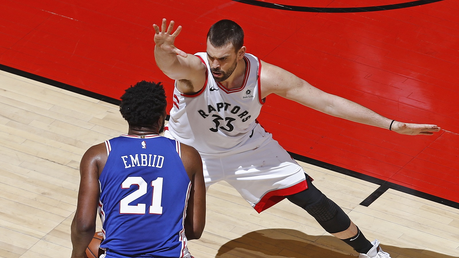 Reports: Marc Gasol to sign with Lakers