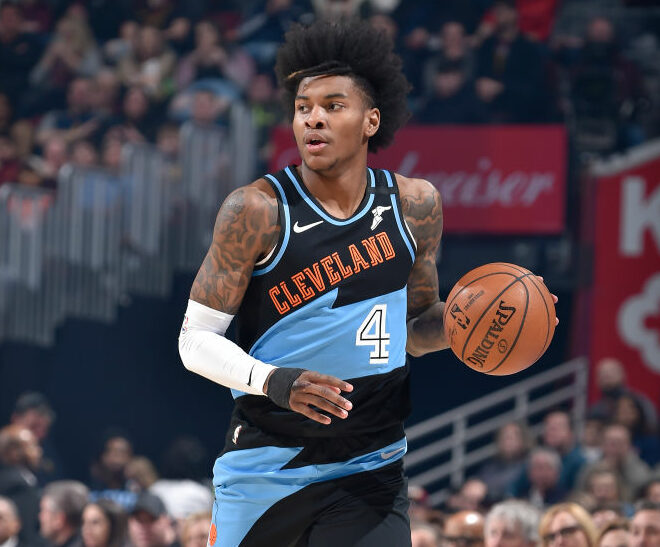 Cavs guard Kevin Porter Jr. arrested on weapons charges