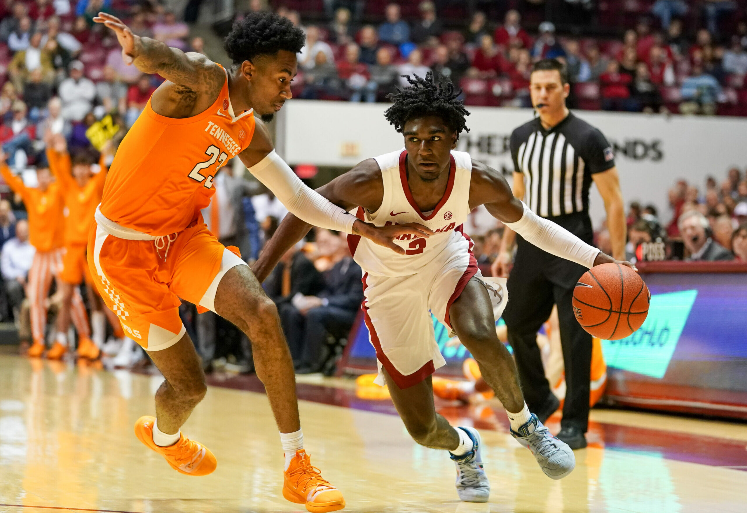 Alabama point guard Kira Lewis Jr. boasts speed, potential