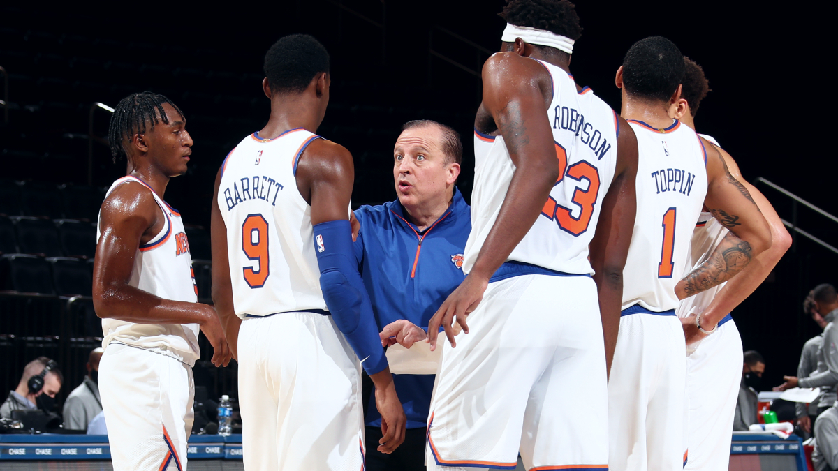 How teams with new coaches retooled for 2020-21 season