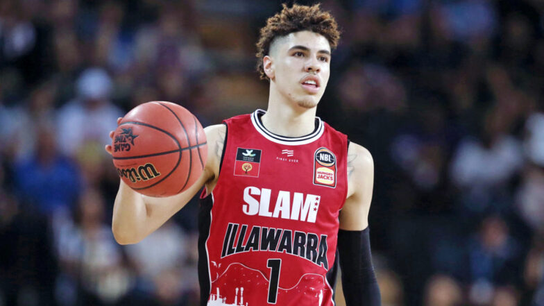 Lamelo Ball Says He Was Born To Be Overall No 1 Pick Nba Com
