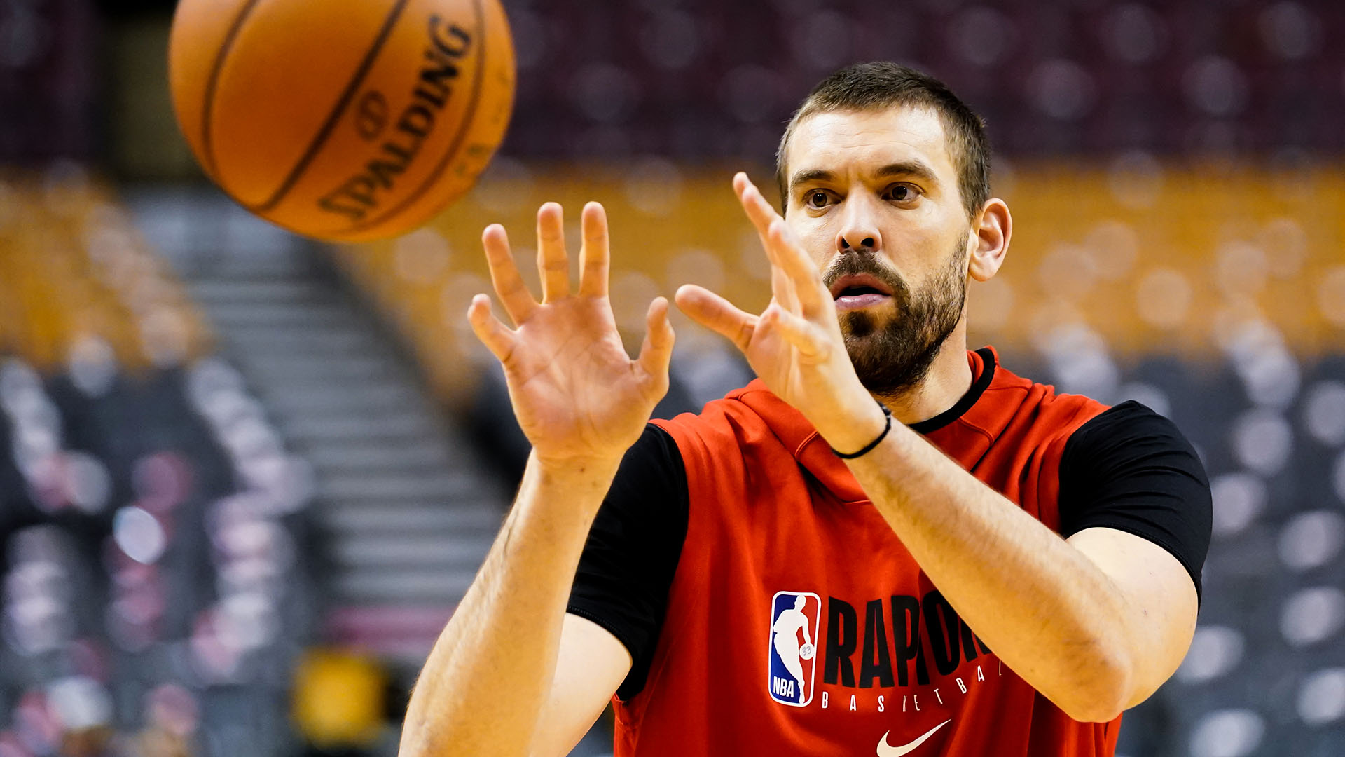 Veteran center Marc Gasol signs with Lakers