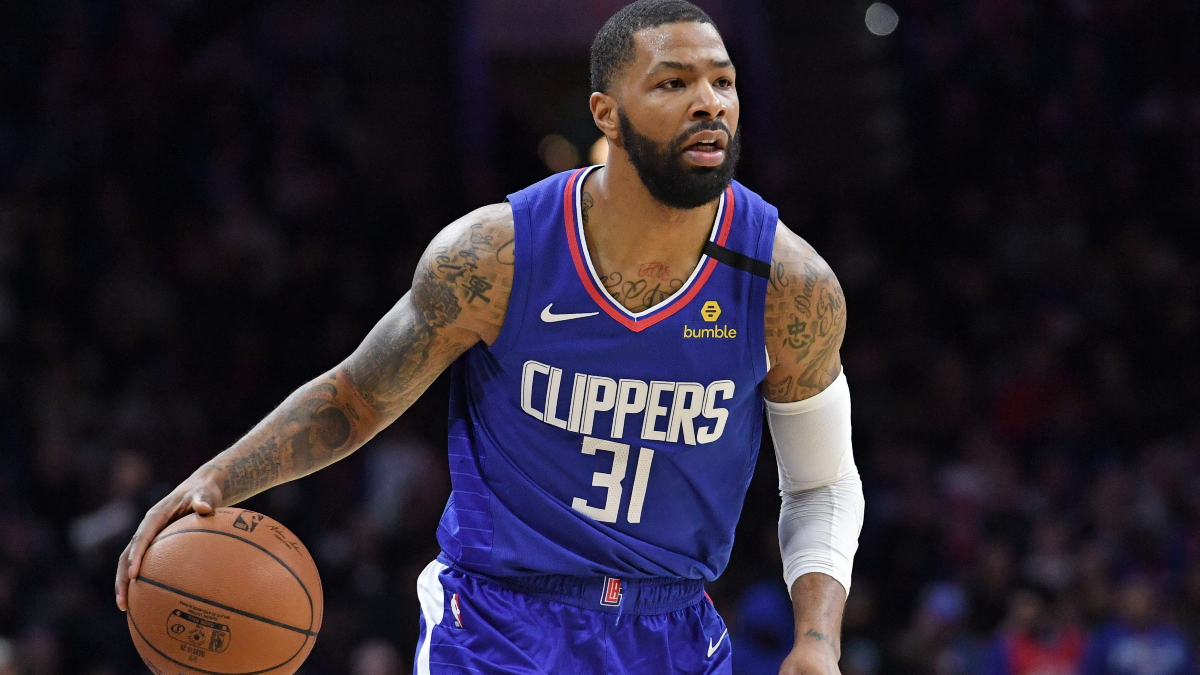 LA Clippers re-sign forward Marcus Morris Sr.