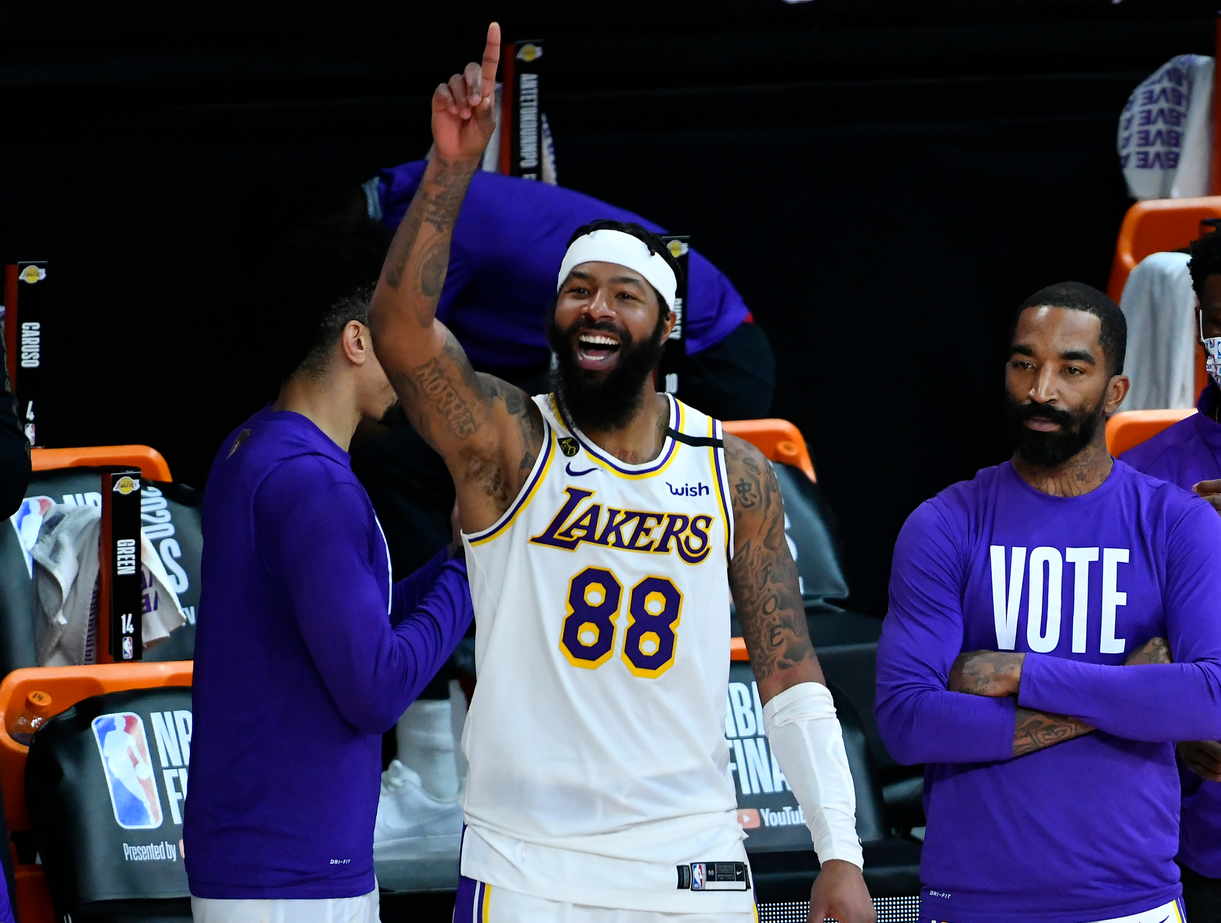 Markieff Morris confirms he will return to Lakers