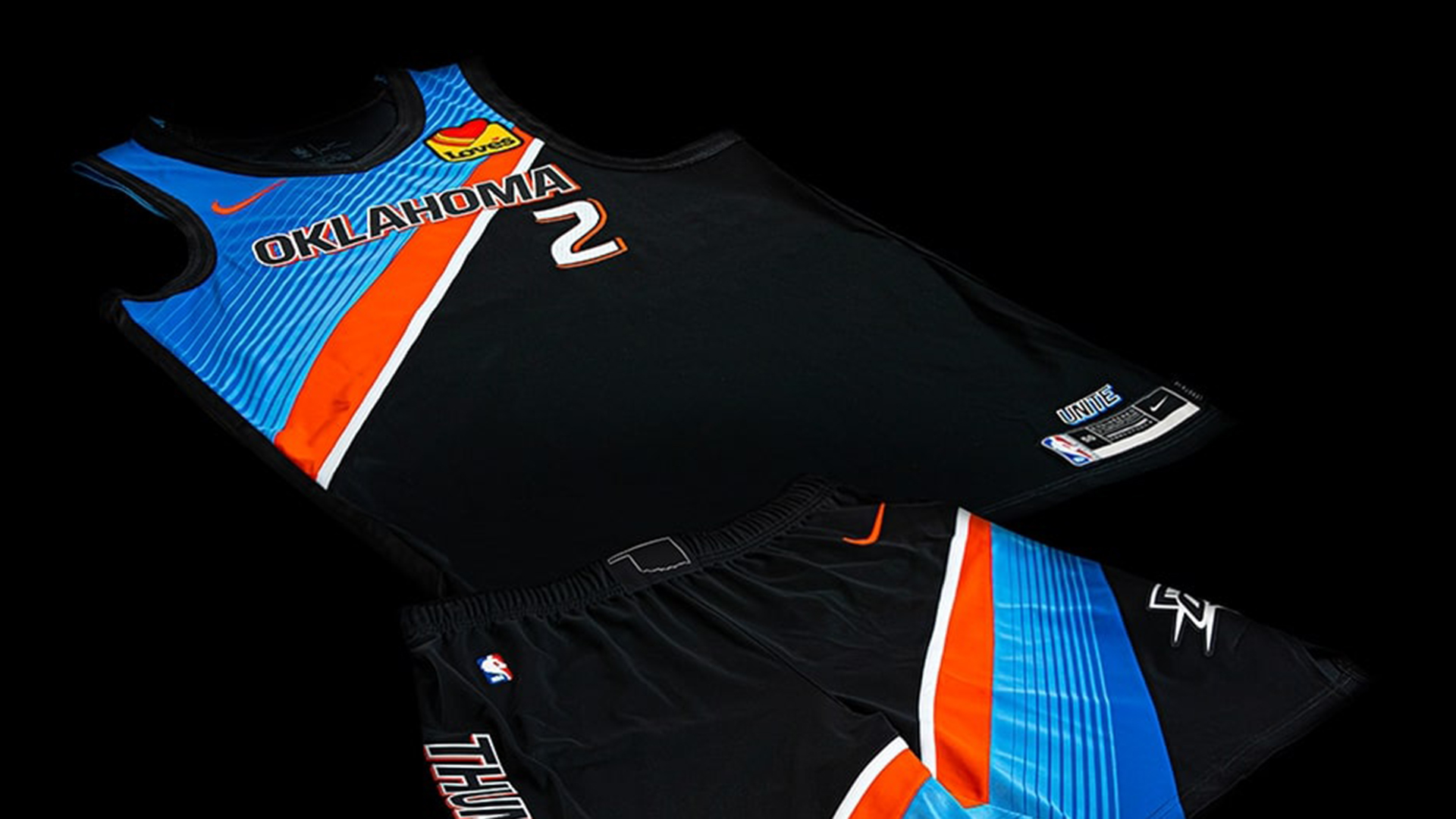 Thunder reveal new state-inspired City Edition uniforms