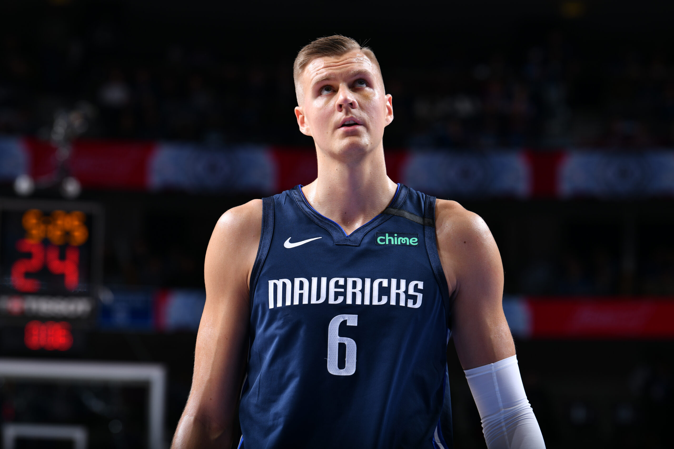 Mavs' Kristaps Porzingis to miss start of season