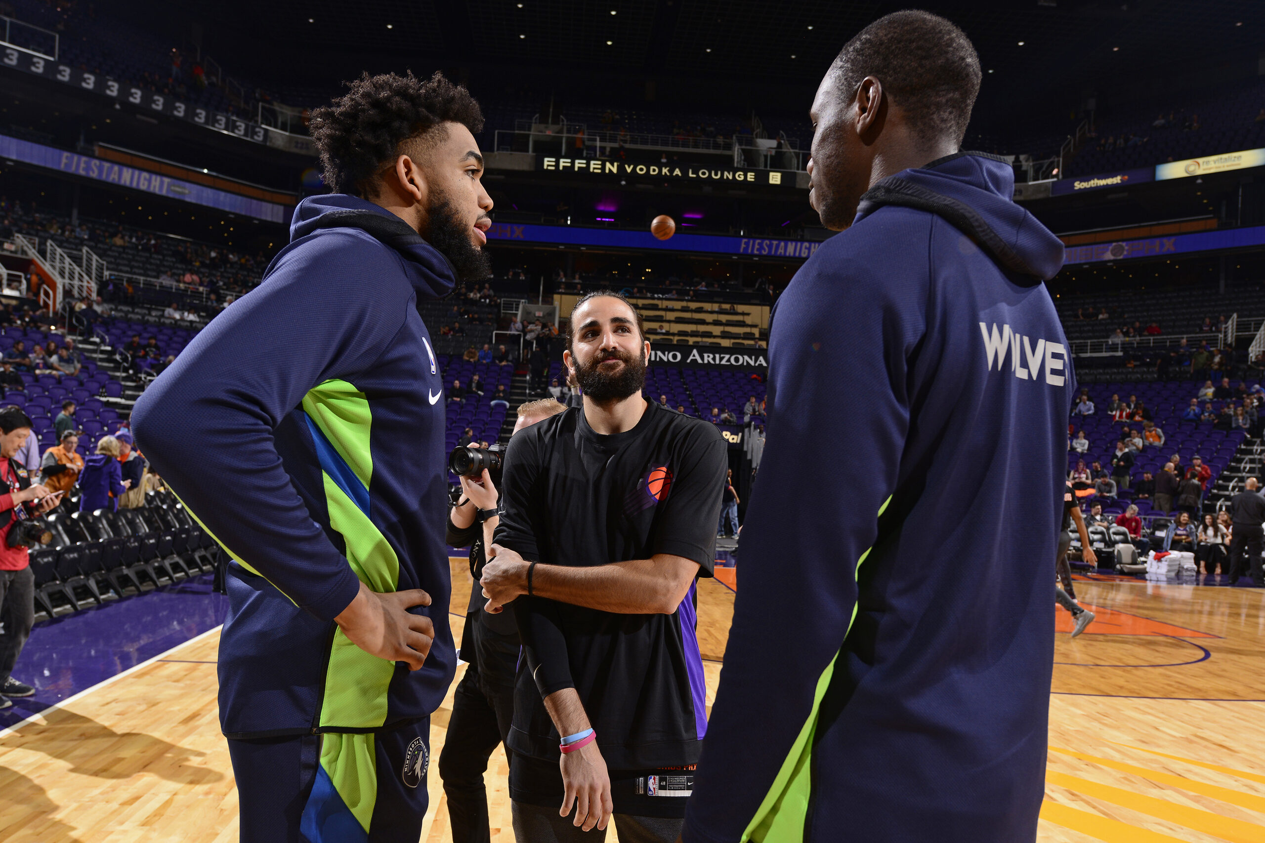 Timberwolves reacquire Ricky Rubio in 3-team trade