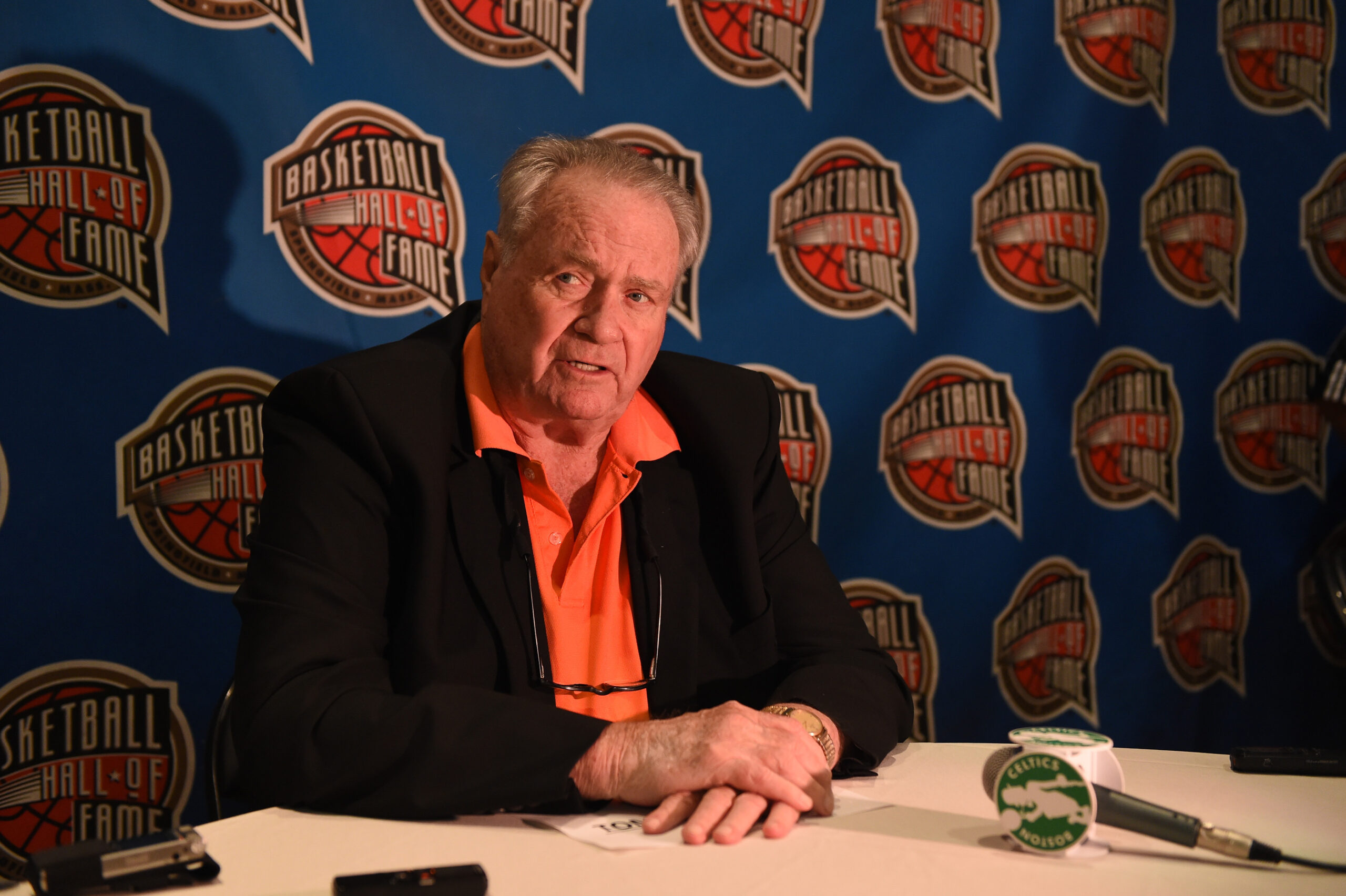 Celtics legend Tom Heinsohn dies at 86