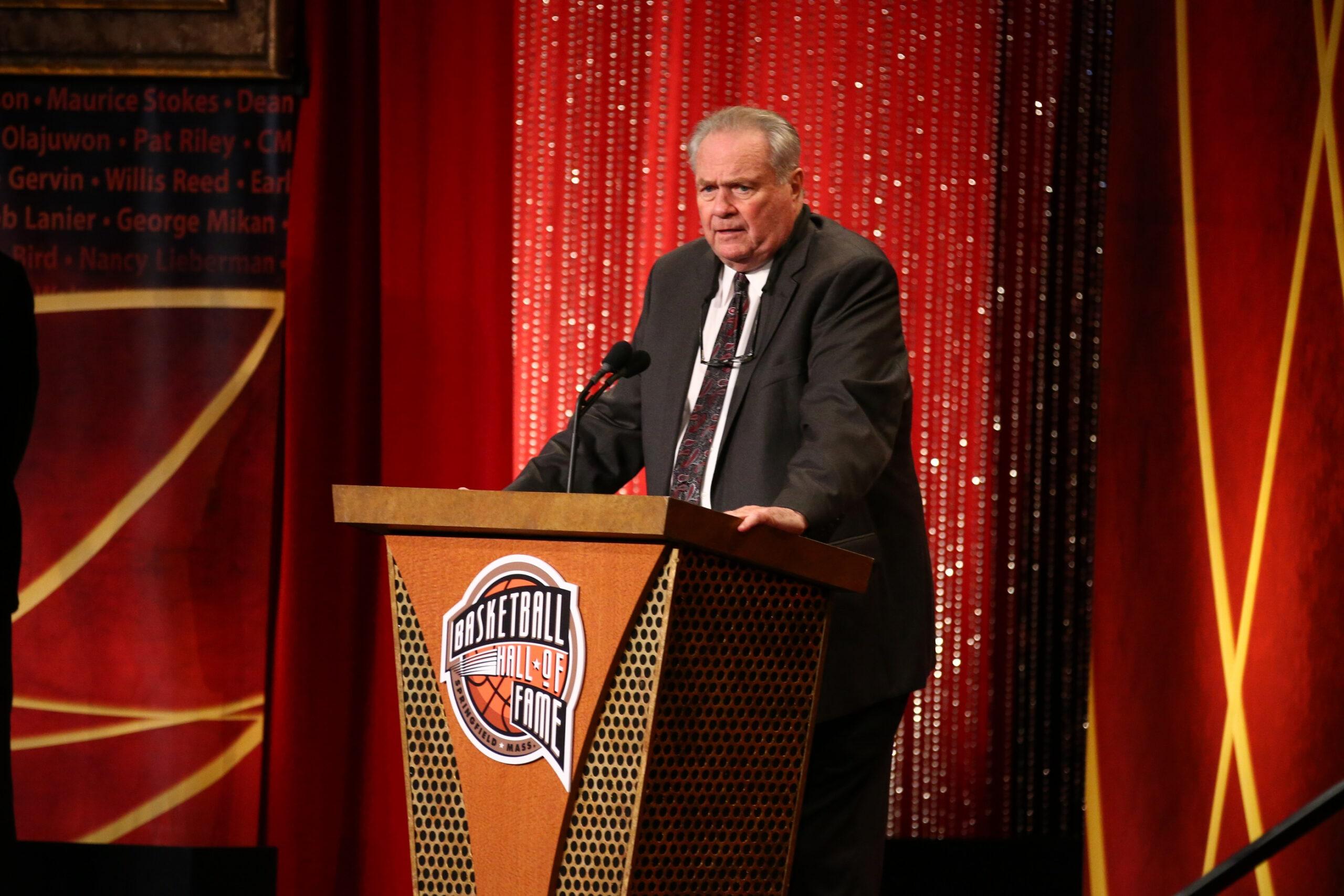 Tom Heinsohn's legendary NBA career spanned decades