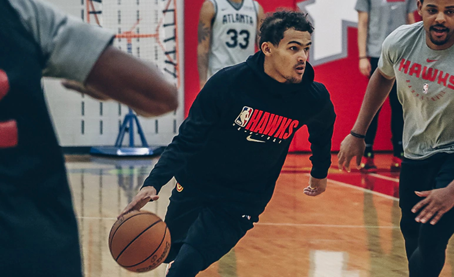 Hawks' expectations soar as newcomers give Trae Young help