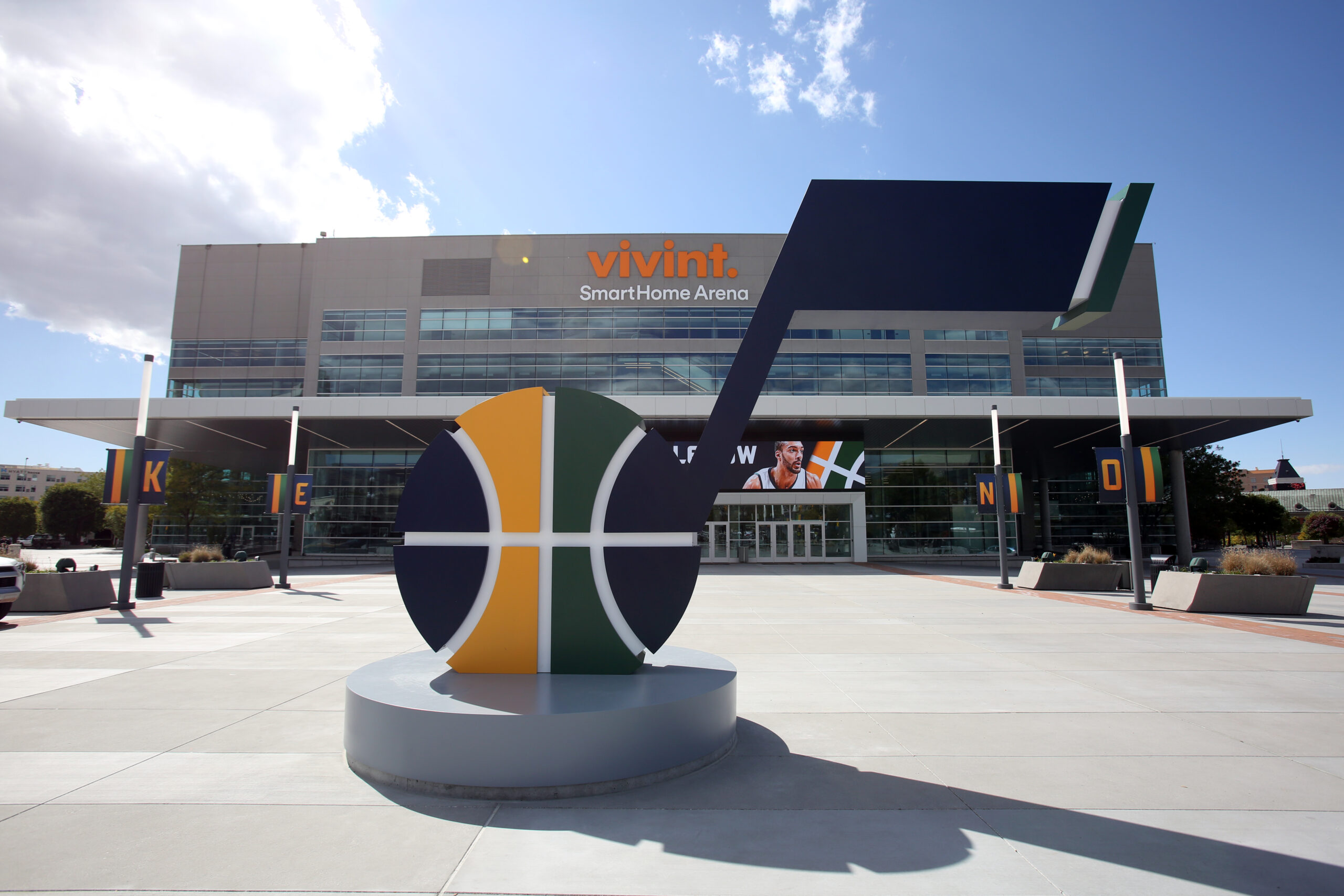 Vivint Arena to reopen with limited number of fans at Jazz games