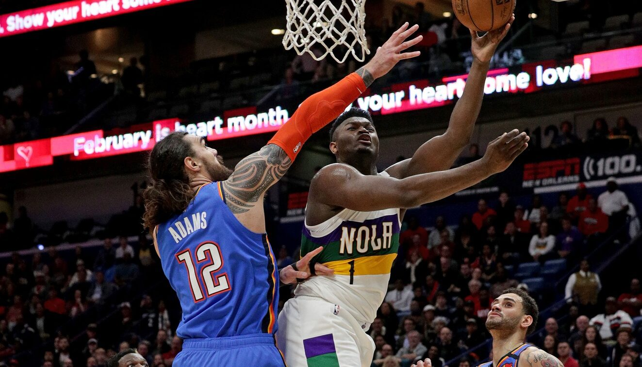 Pelicans eager to see Zion Williamson play alongside Steven Adams