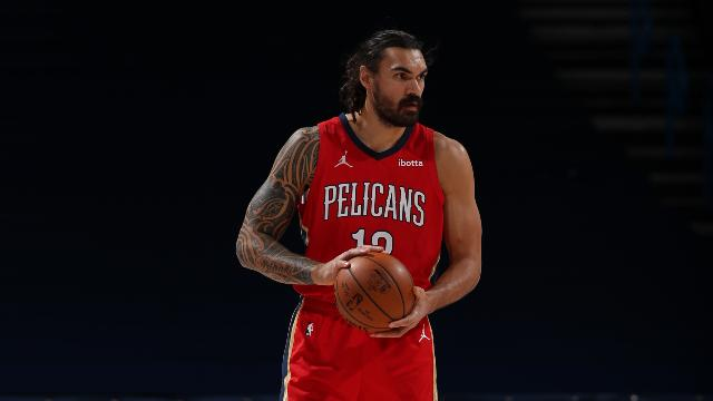 Steven Adams posts double-double in return to OKC | Pelicans-Thunder Highlights