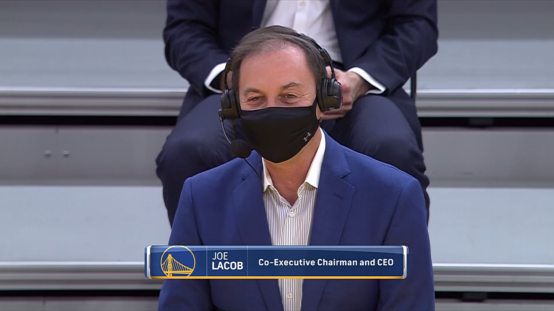 Golden State Warriors governor Joe Lacob fined