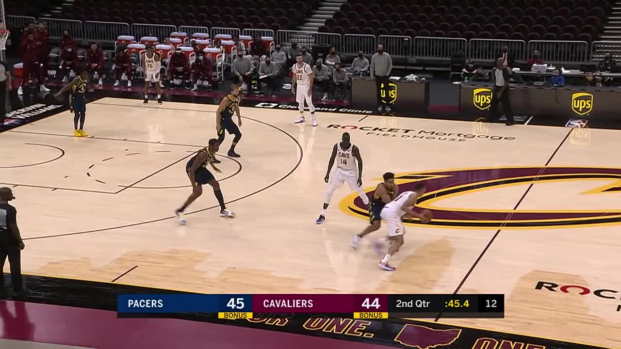 Cleveland Cavaliers Highlights vs. Indiana Pacers