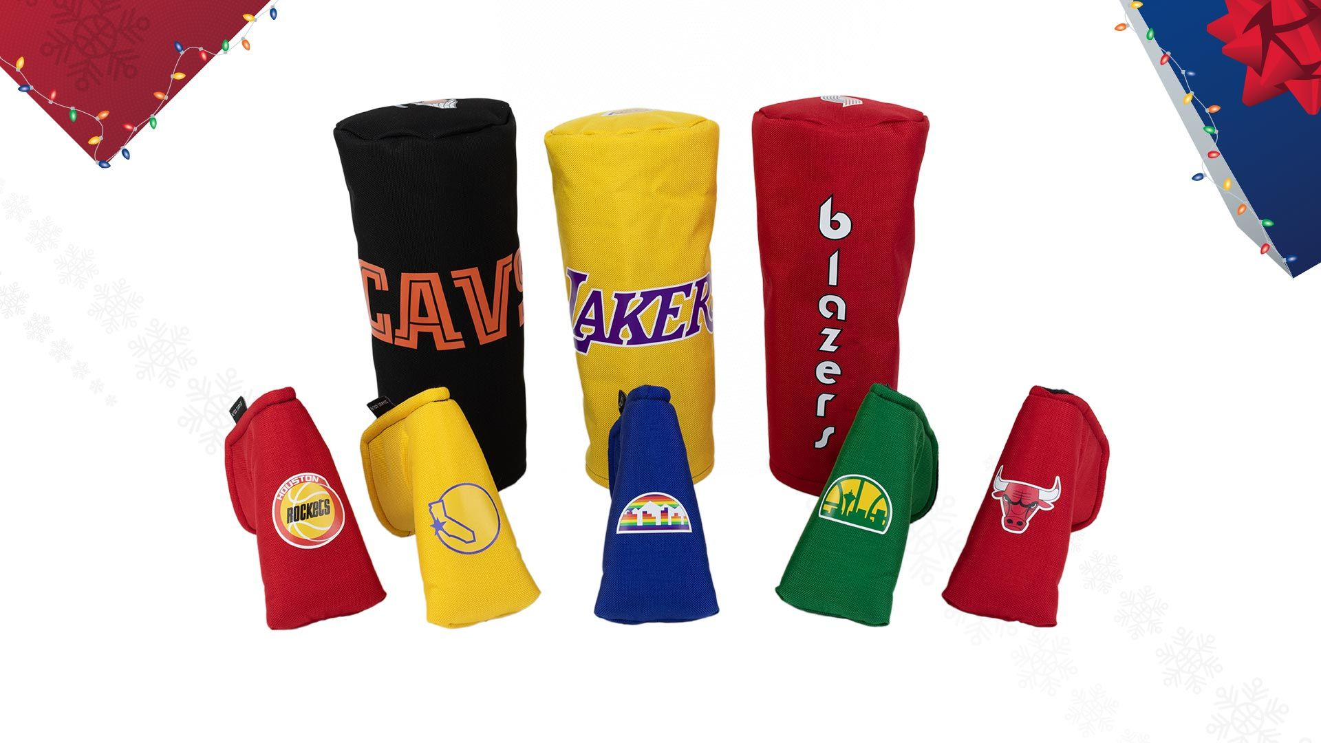 Hardwood Classic Head Covers -Seamus Golf